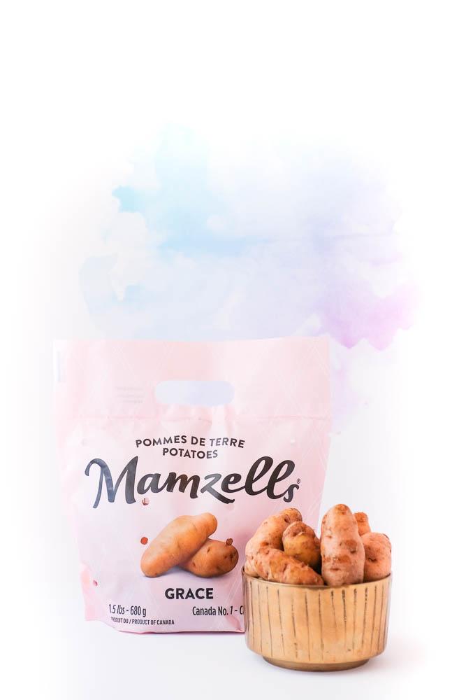 TESTONS LES POMMES DE TERRE MAMZELLS Avec plus de 11 nouveaux produits sur le marché, Mamzells réussira-t-elle le pari de vous faire manger davantage de pommes de terre? →