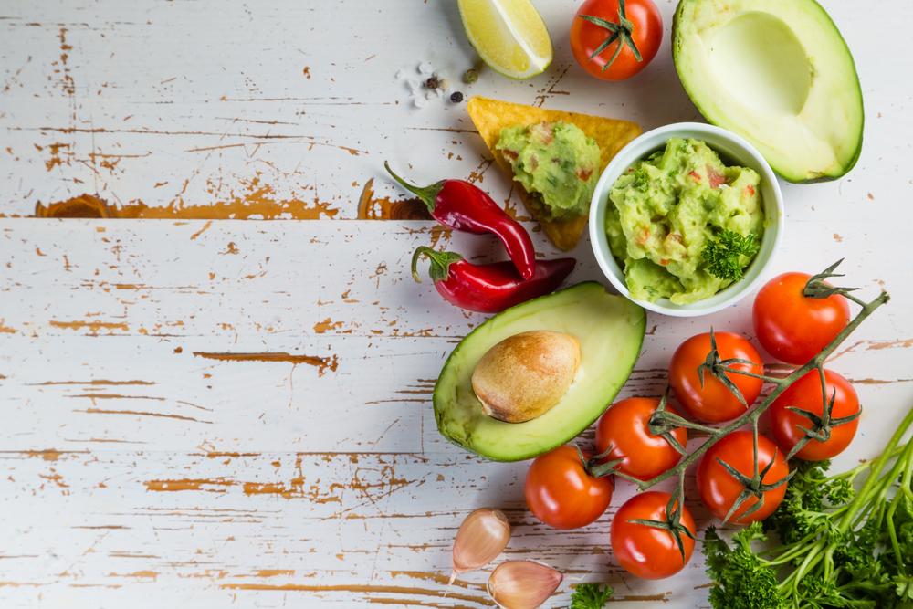 Avocats Guacamole Food photo Recette