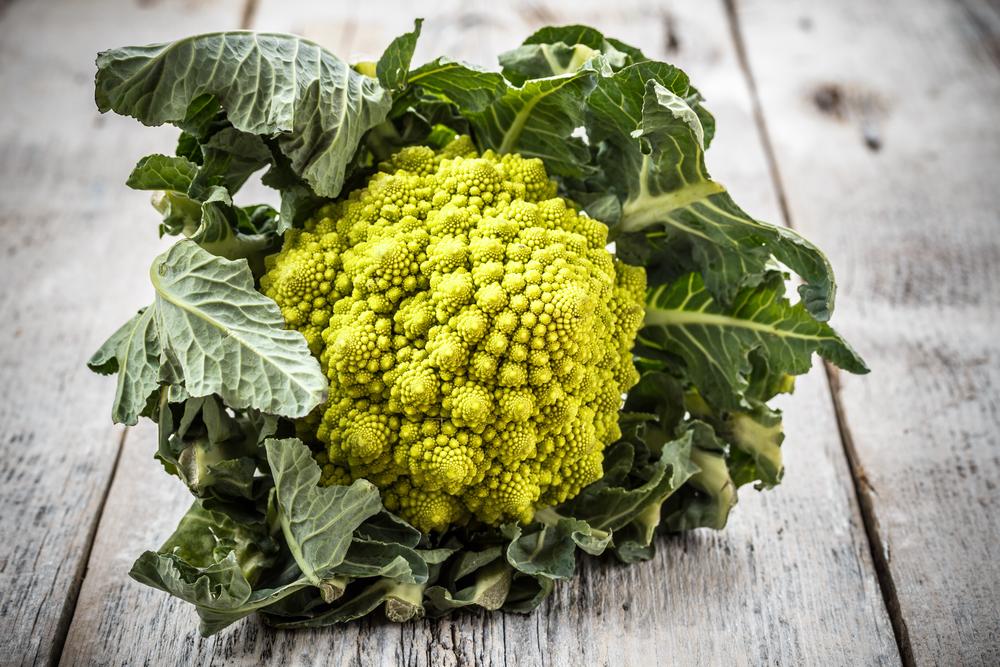 Chou vert romanesco brocoli