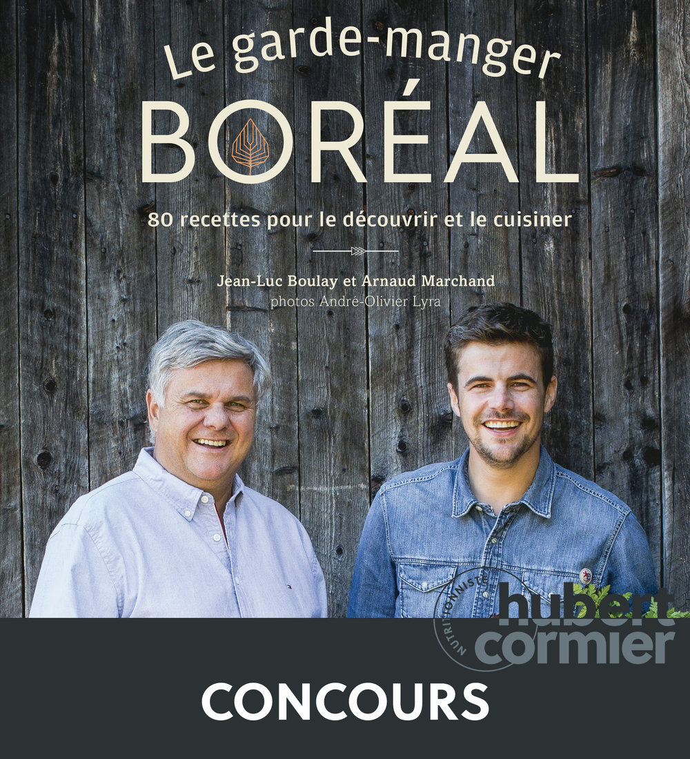 CONCOURS GARDE-MANGER BORÉAL →