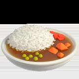 Le bol de curry!