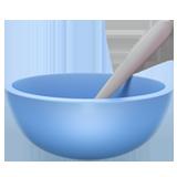 Le bol avec cuillère!