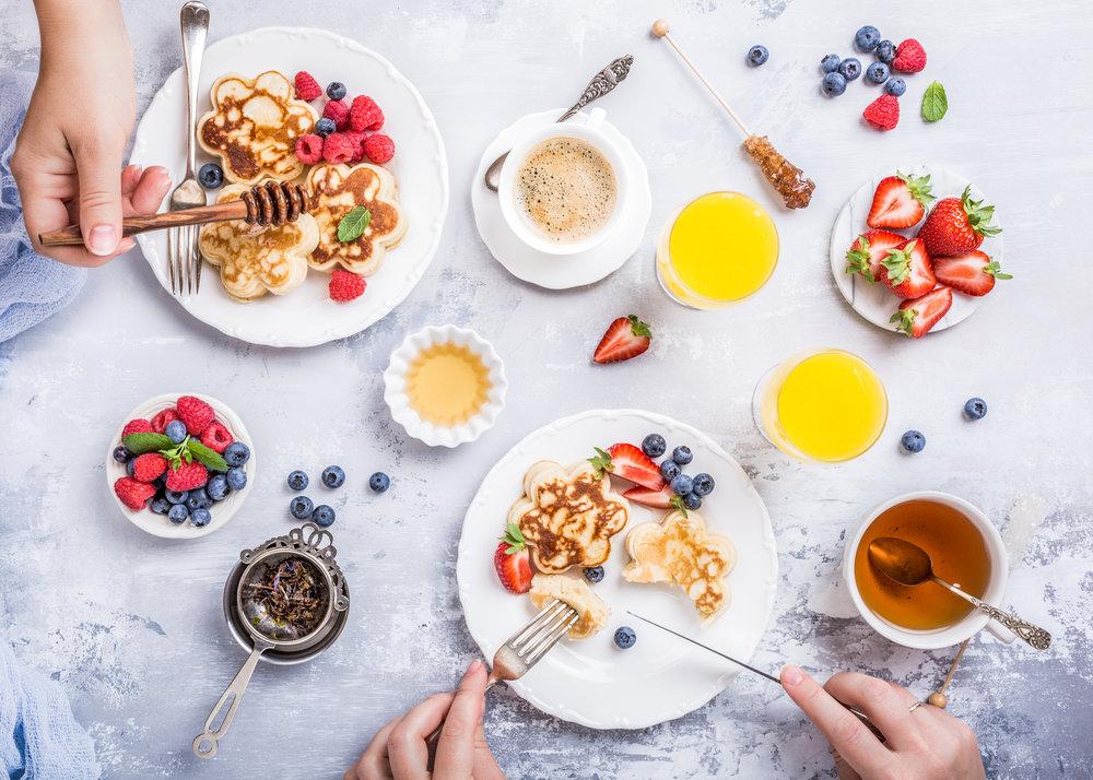 Comment ajouter des protéines à sa recette de pancakes crêpes