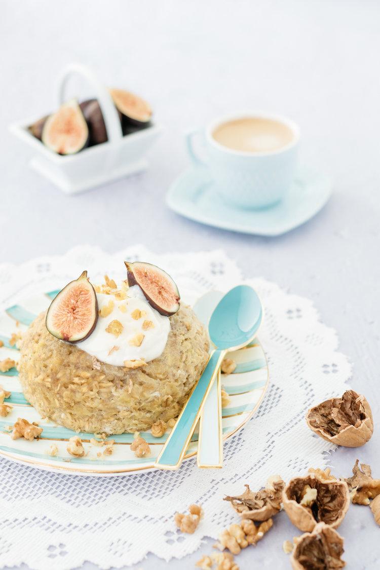 Si vous souhaitez commencer ou continuer de savourer des figues, voici un délicieux déjeuner qui les met bien en valeur! -