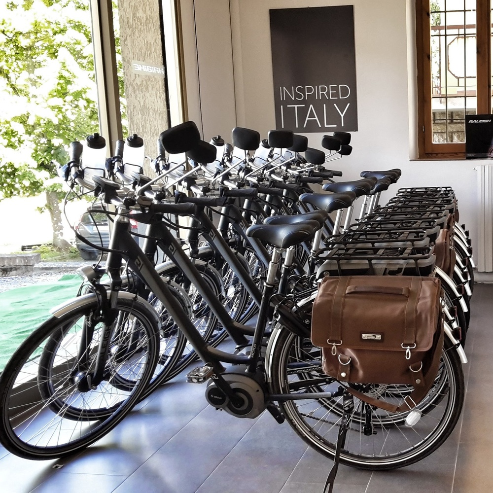 electric bikes tuscany umbrai