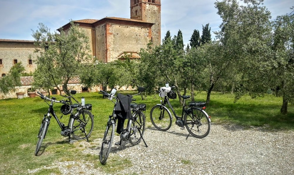 A Family eBike Holiday in Italy