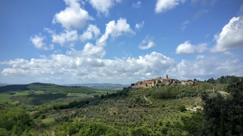 Tuscany in may?