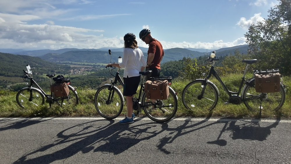 eBike Vacation: Spend Quality Time with Your Partner