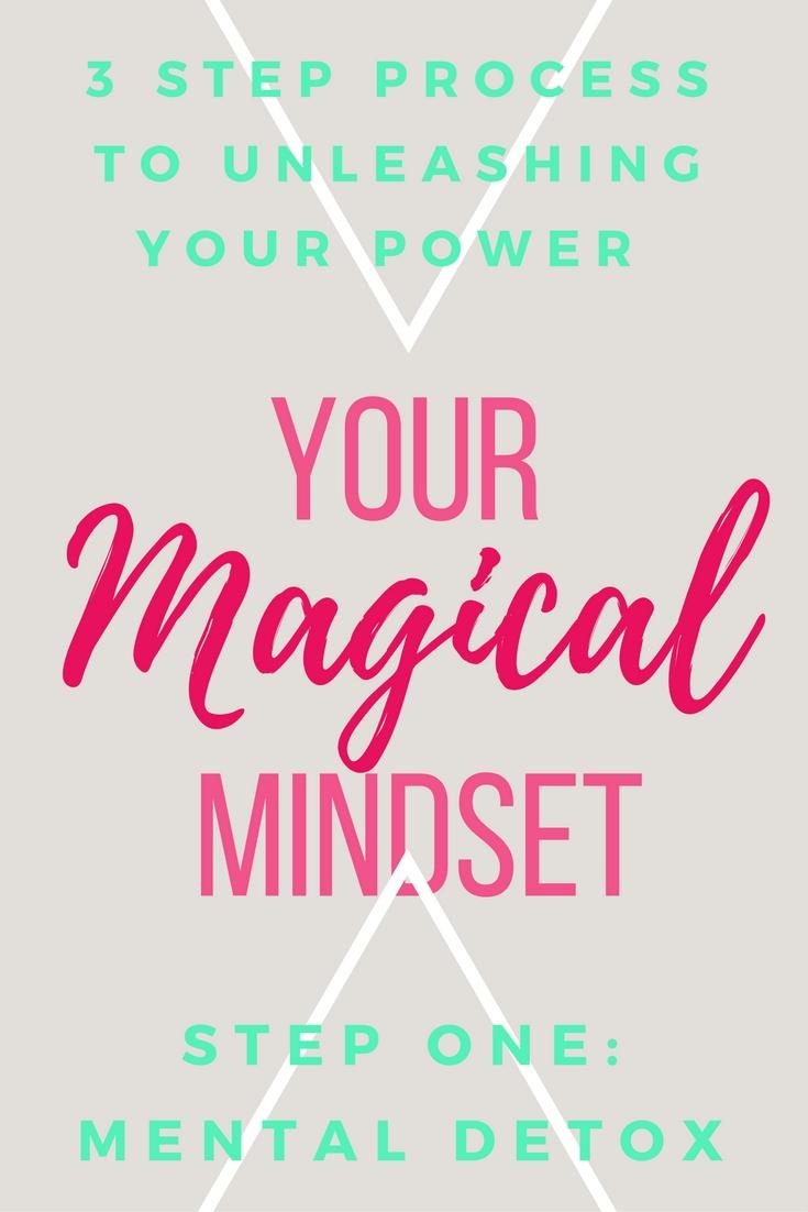 Brilliant Darling Magical Mindset Mental Detox