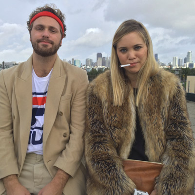 Richie and Margot Helen Tenenbaum Tell this duo you support their love by voting for them. Vote for Richie and Margot