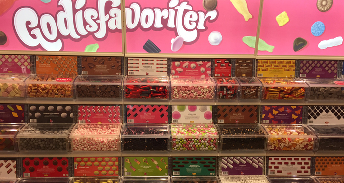 Sweets for Swedes