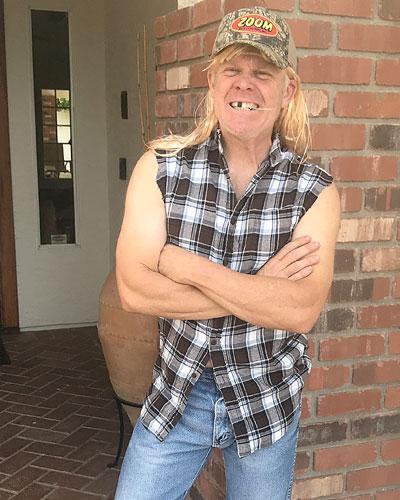 Long-haired Redneck Ya'll better believe it!