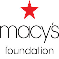 Macy's have given us a grant