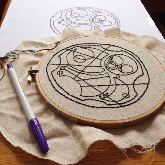 How To Transfer Embroidery Patterns To Your Fabric Badass Cross Stitch