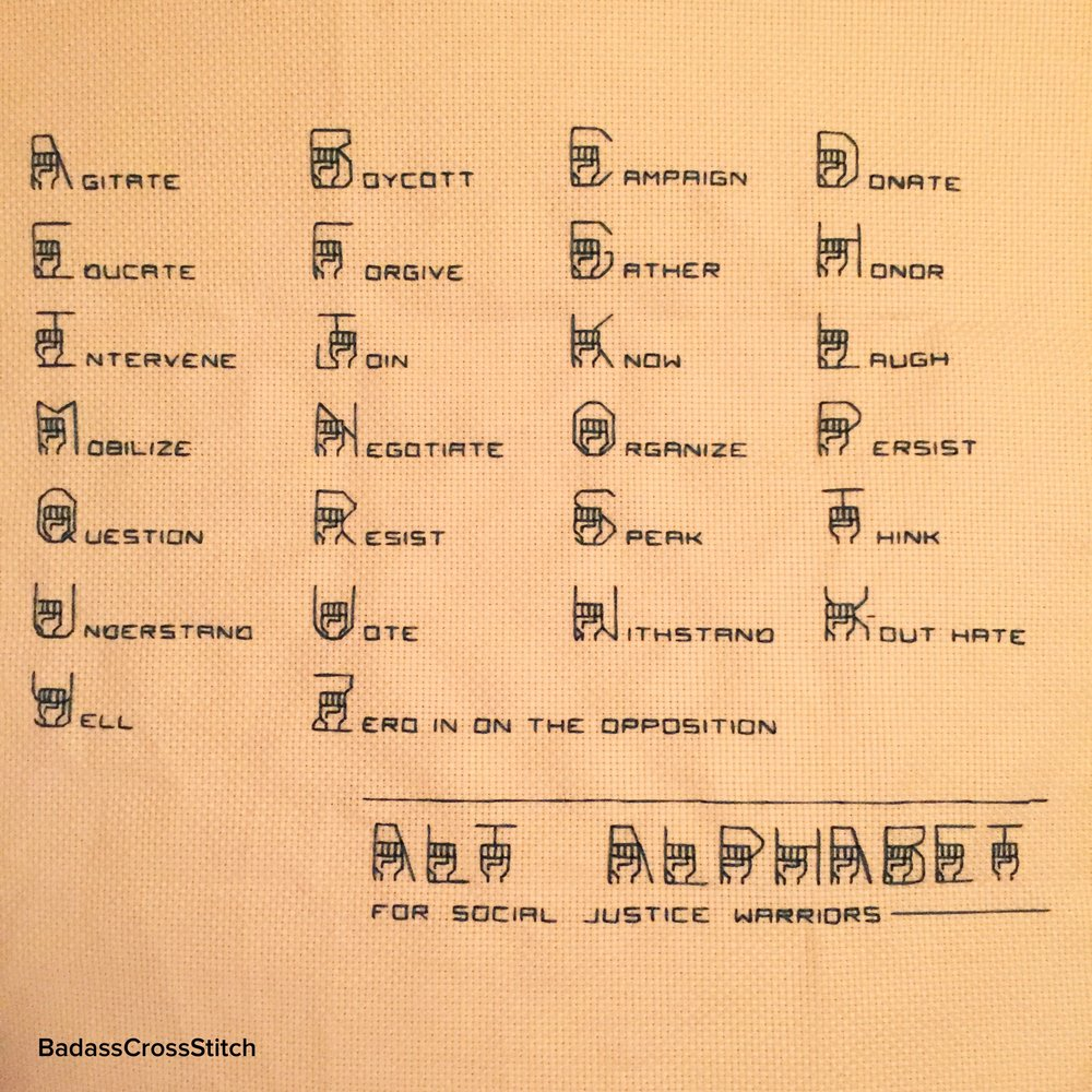 Alt Alphabet