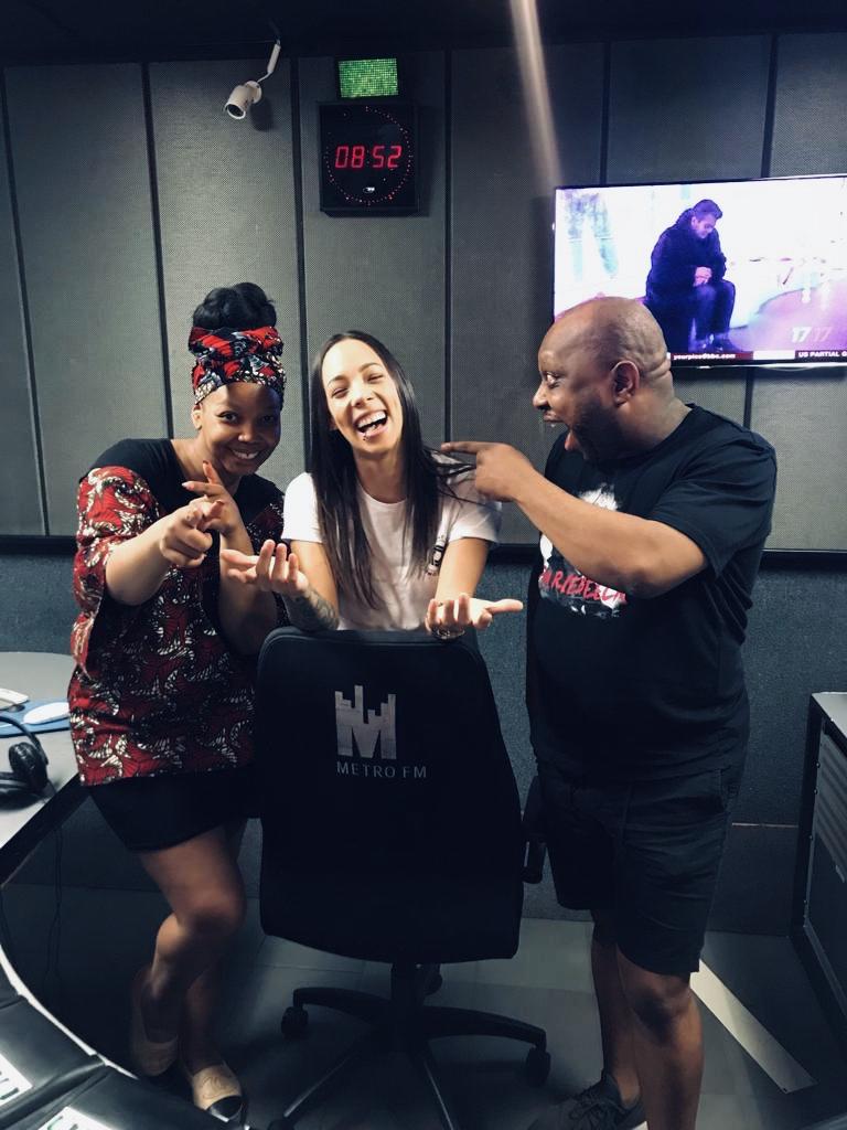 METRO FM #THEWEKNDR