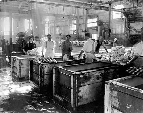 Patterson, NJ Textile Workers