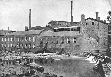 factory on Passaic River
