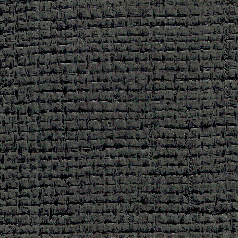Charcoal Lacquered Linen
