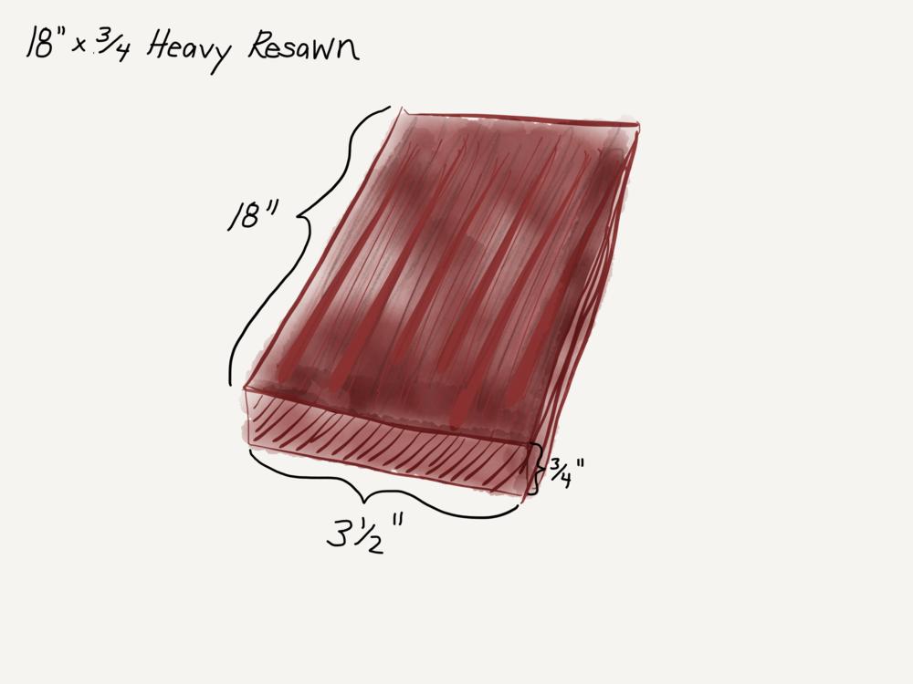 18x3:4 Heavy Resawn.png