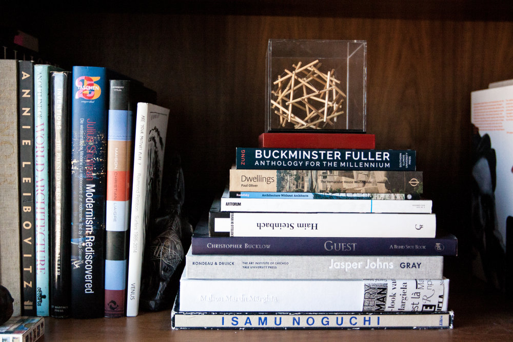 Buckminster Bucky Fuller Book architecture geodesic dome   bookshelf shelfie