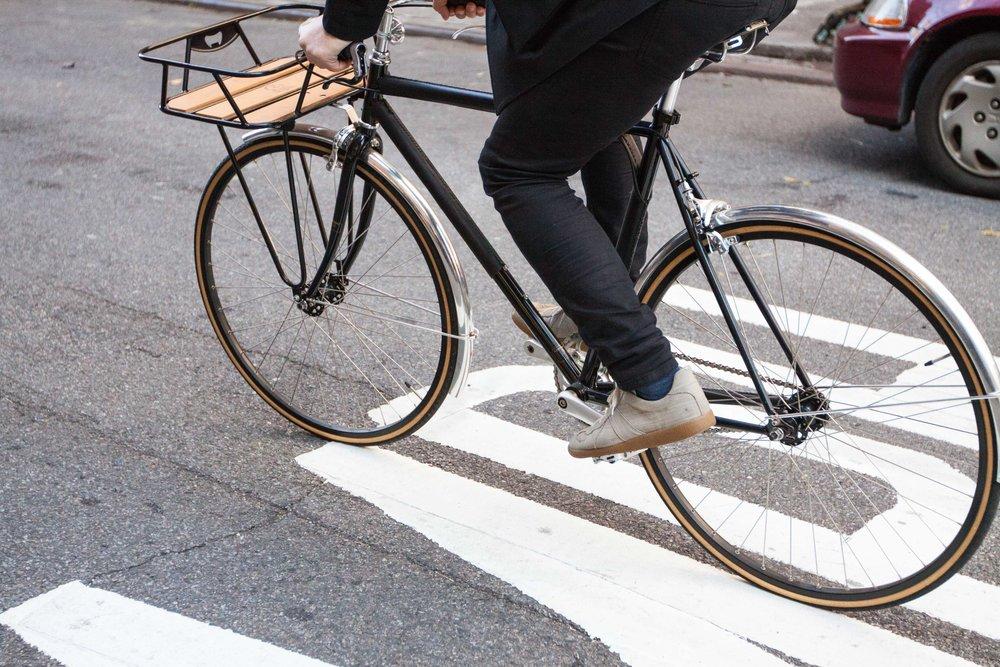 ZUNG Porteur Bike