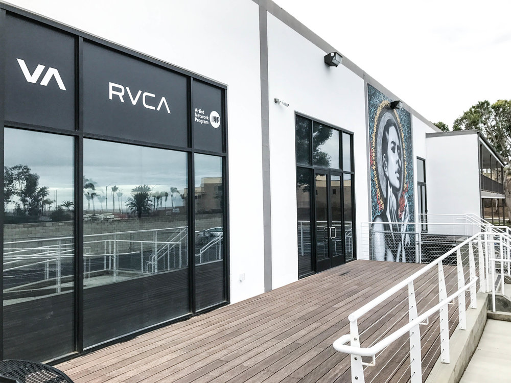 RVCA Headquarters