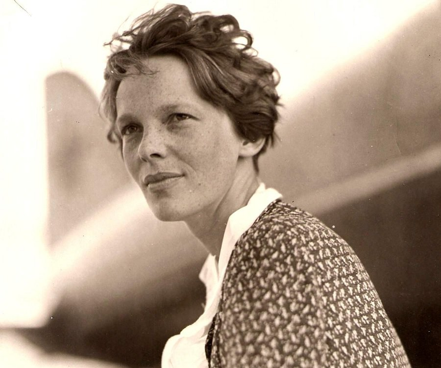 Amelia Earhart was the first woman to fly solo across the Atlantic Ocean
