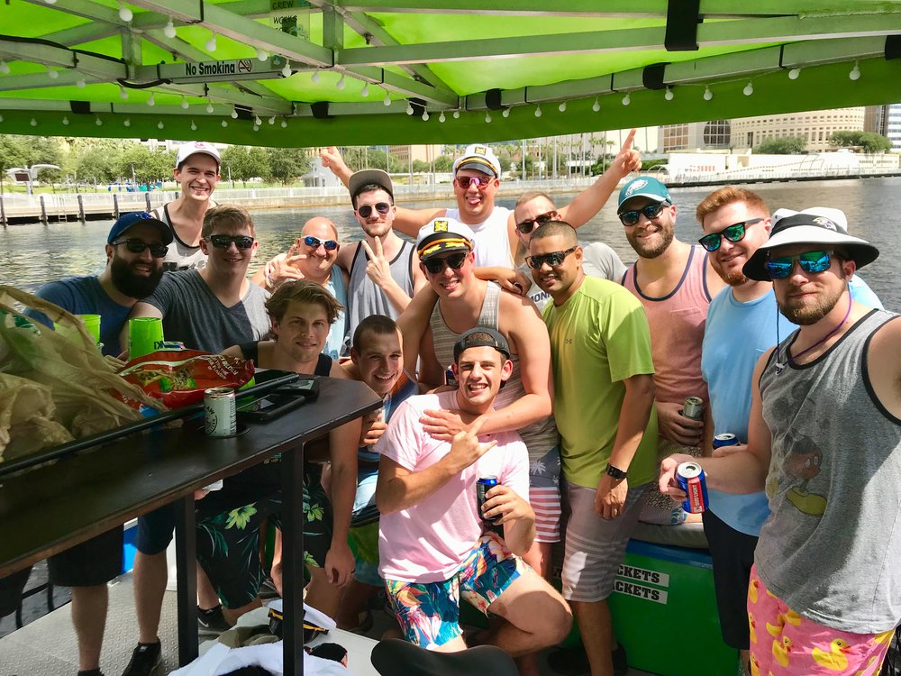 Bachelor Party Tampa Miami Jacksonville