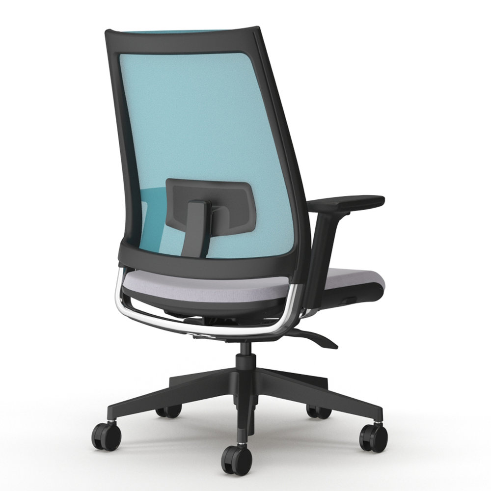 9to5seating_Luna_aqua mesh_W1_A45_PBK_back angled.jpg