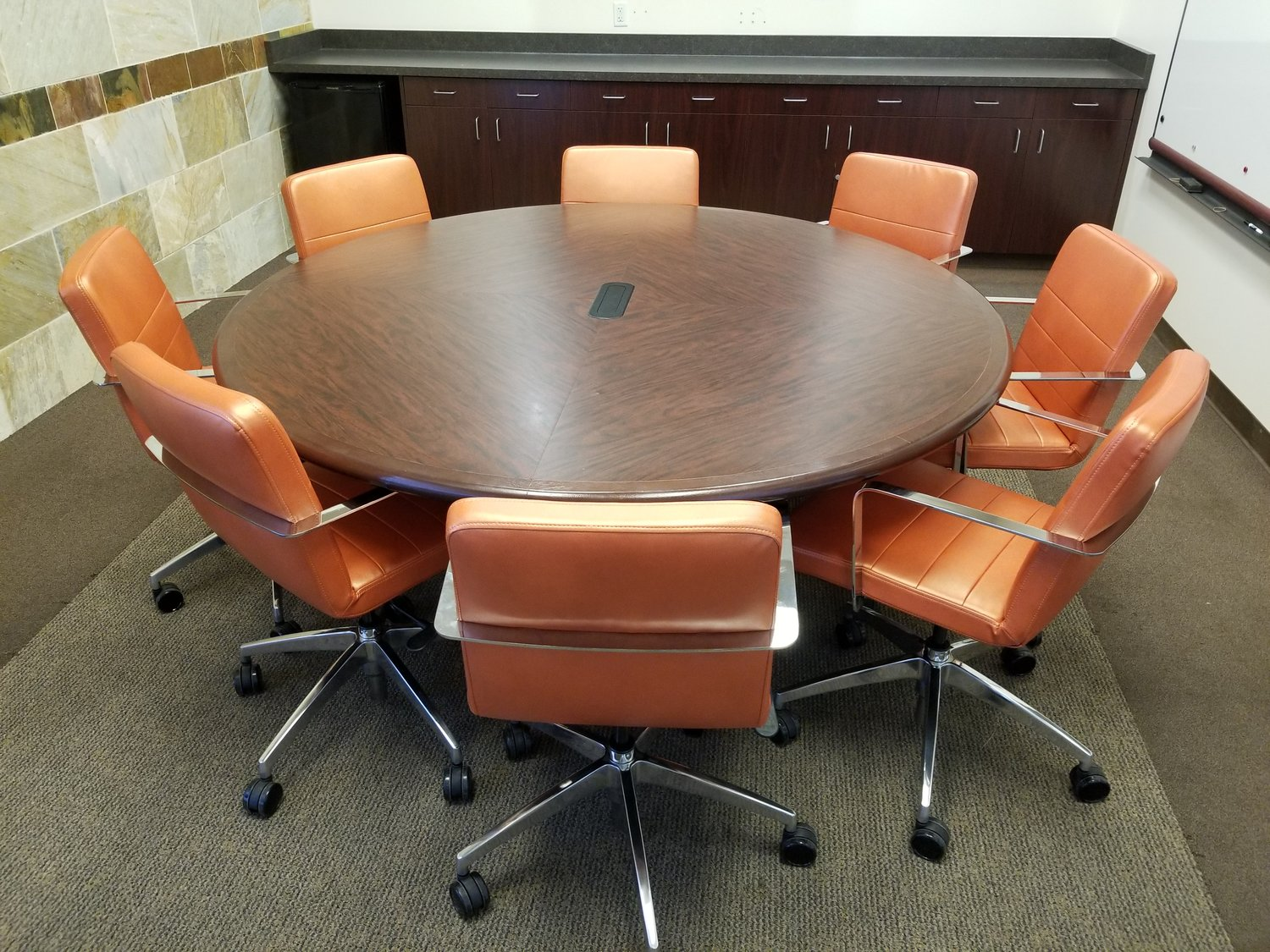 Contract Office Reps - 60 round conference table