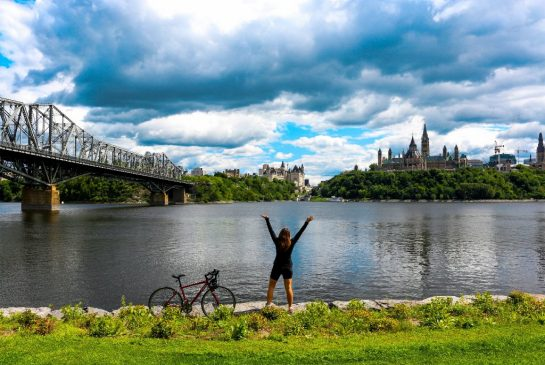 Ottawa woman cycling across Canada to raise money for Indigenous kids - By: Ryan Tumilty Metro Published on Thu Jul 13 2017An Ottawa woman is back home for a quick pit stop as she attempts to complete a cross-country cycling tour to raised funds for Indigenous kids.Anne Thomas set out from Mile Zero in Victoria after dipping her tires....read more