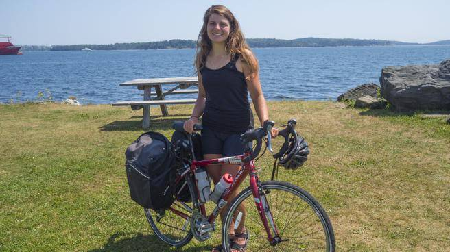 Cross-country cyclist ends fundraising trip in Halifax - FRAM DINSHAW STAFF REPORTER Published August 11, 2017 - 6:27pm Anne Thomas placed the front wheel of her bike into the Atlantic Ocean on a Halifax beach Friday, marking the end of a 6,200-kilometre odyssey across Canada.... read more