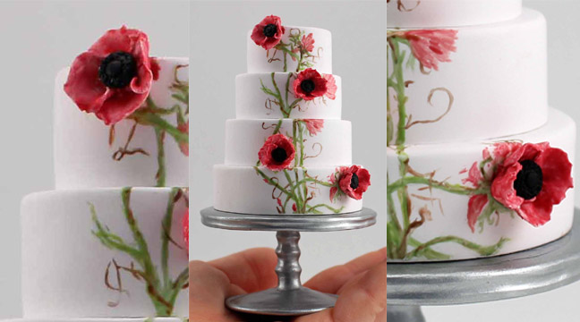 Red Anomenie minature wedding cake.jpg