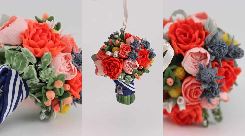 minature replica of a bouquet with thistles.jpg