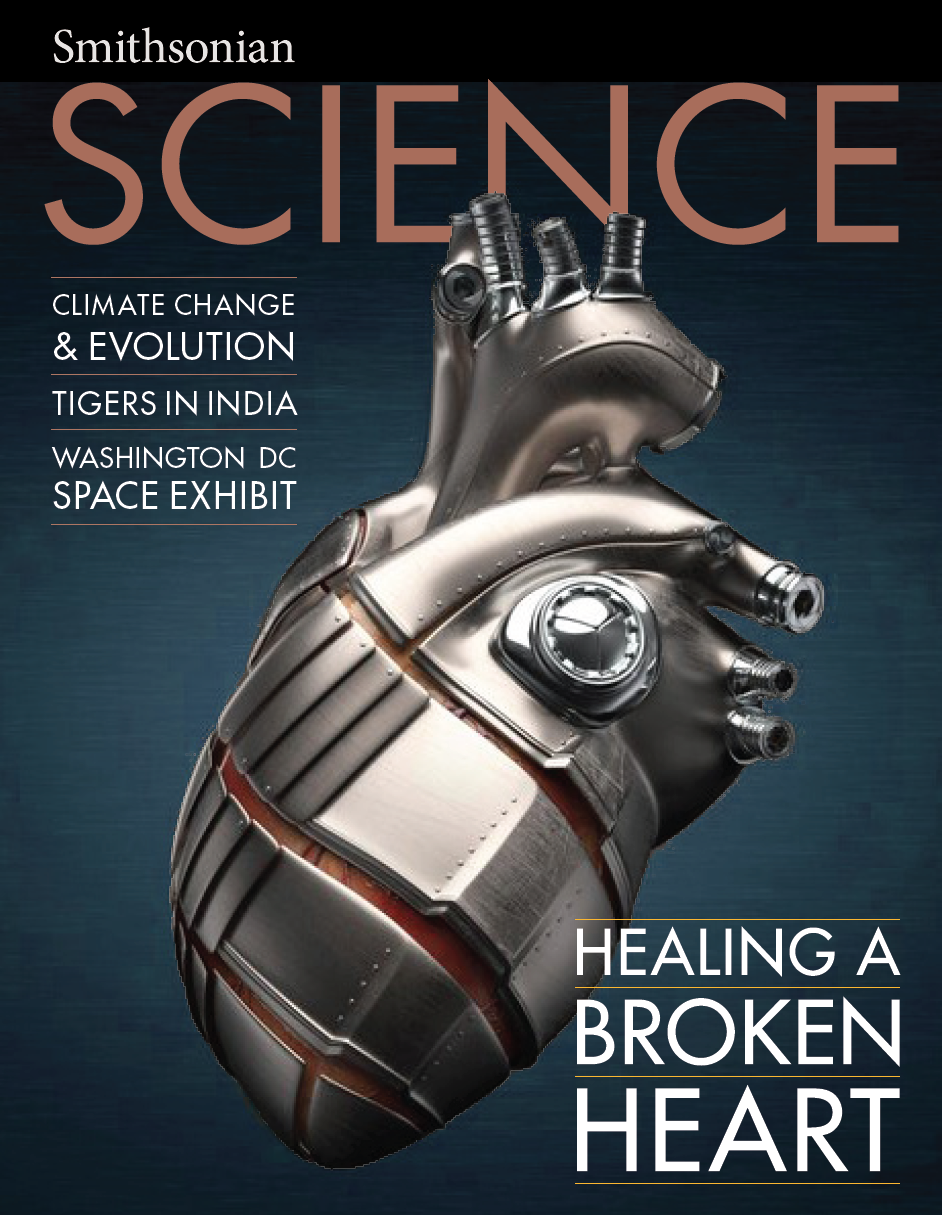 Smithsonian Science magazine