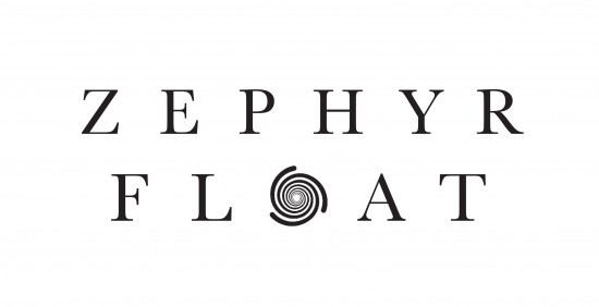 Zephyr Float logo by Carla Rozman