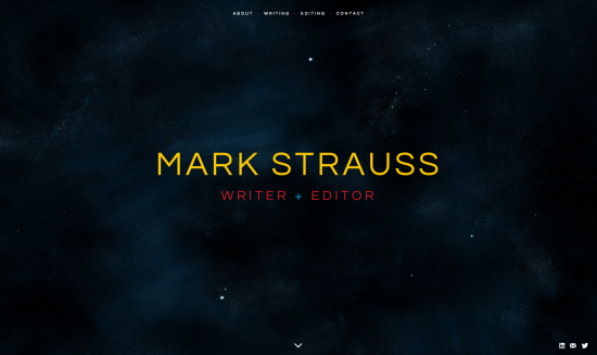 Carla-Rozman-Graphic-Design-Mark-Strauss-Washington-DC-Writer-Website Design