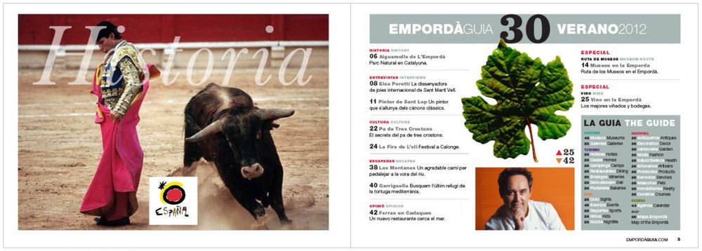 carla rozman spain magazine design