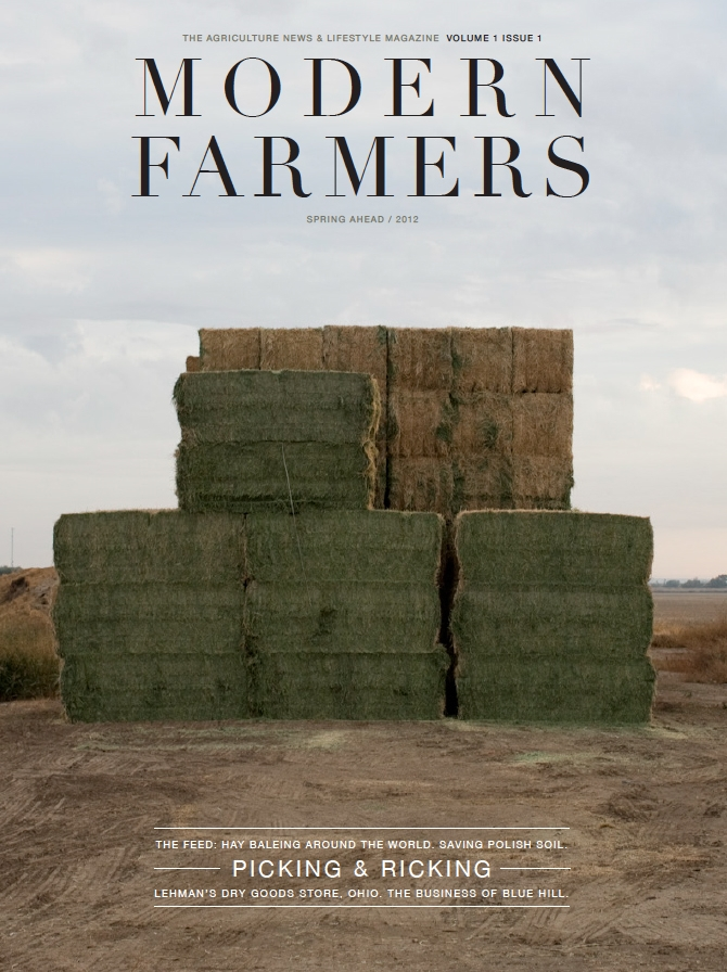 Modern Farmer Prototype Magazine Design 1