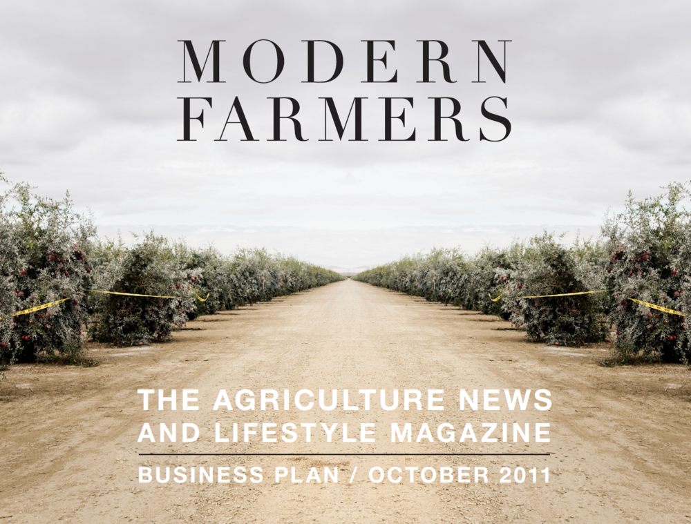 modern farmer business plan