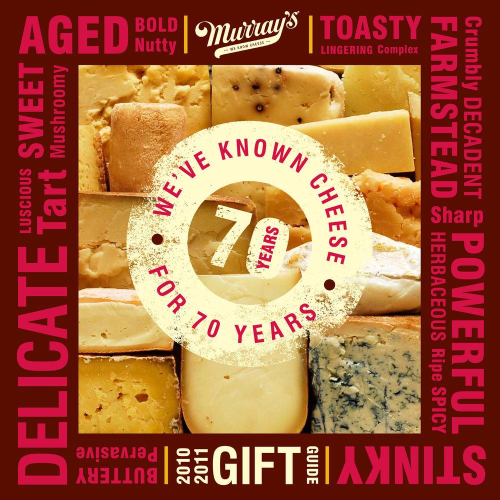 Murray's Cheese 70th Anniversary Catalog