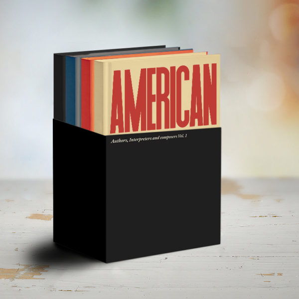 American , designed by Matt Willey, Art Director of  New York Times magazine