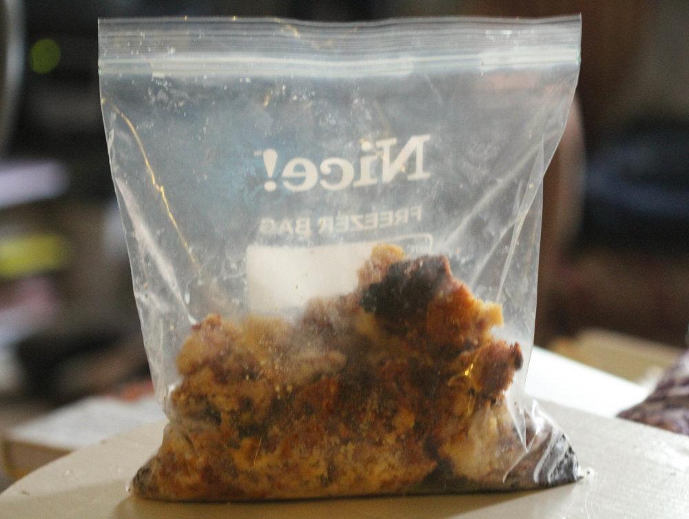 delicious muffin-mush