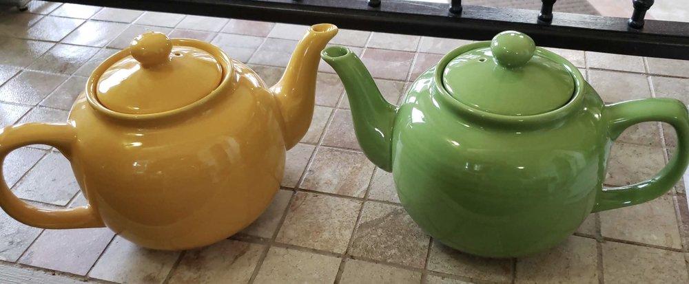 Tea Pots back in stock