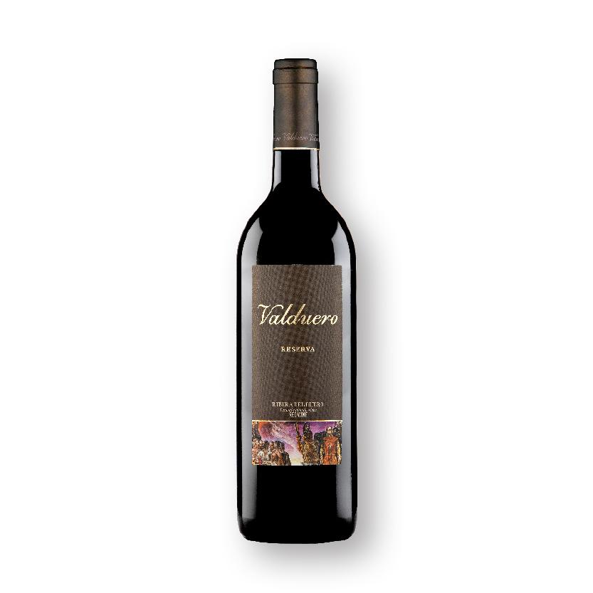 Traderock - Valduero Reserva Red Wine