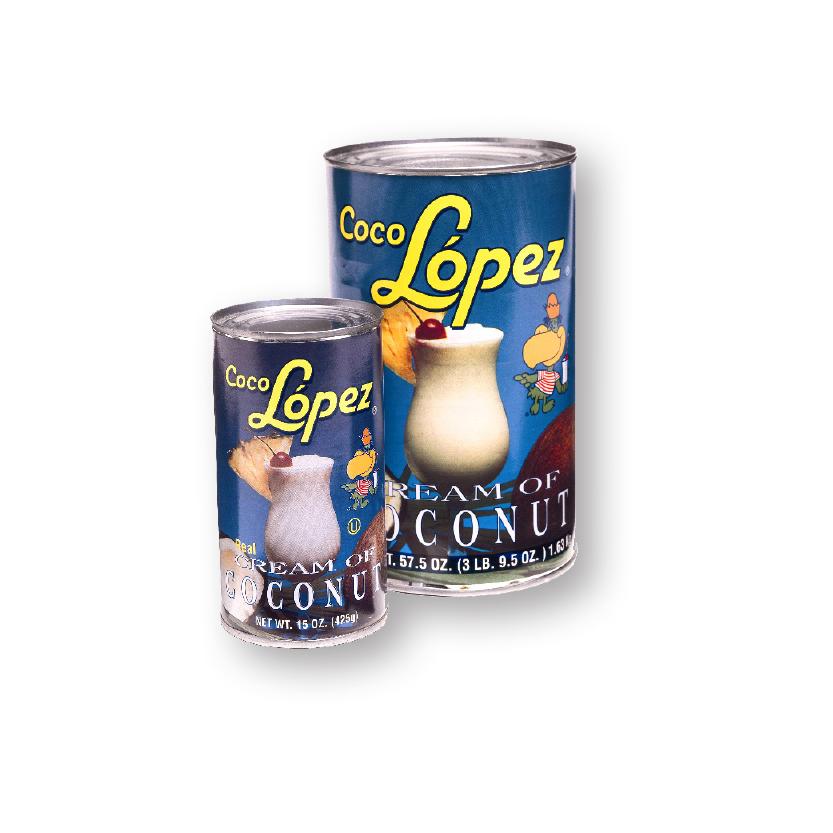 Traderock - Coco Lopez Cream of Coconut