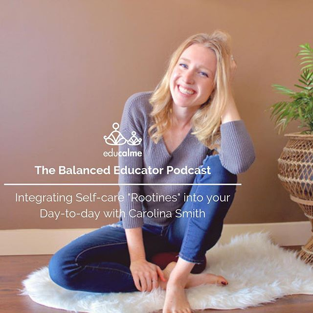 I could not be more pumped and just overall feeling blessed to have been interviewed by @educalme #thebalancededucatorpodcast 💓 We talk about mental health days to teacher guilt to energy management to the mission behind the @liaproject ! 🙌🏼 Who would've known using a hashtag lead me to making these amazing connections with @kaileylefko & @josiannebarnabe who are just rocking at supporting teacher and students through mindfulness and habit creation! 💓 Can't get enough of their work and so grateful for this conversation! 🙏🏼 I'd love to hear what you think of it too!  Link in bio! 👆🏼 . . . #educalme #educalmeclassroom #educalmeteacher #balancededucator #mindfulteacher #podcasts #interview #selfcare #soulcare #friendships #values #gratitude #rootines #realconversations