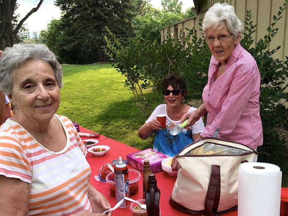 Joann Hamm, Susan Clemons and Carol Cozart.jpg