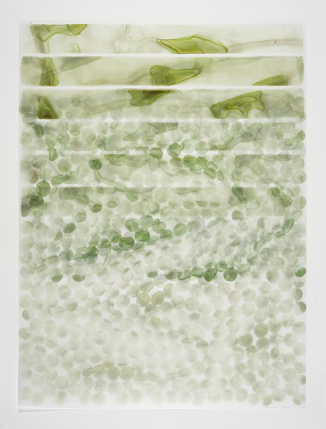 Water Green Flow